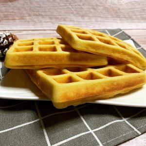 I waffles appena cotti