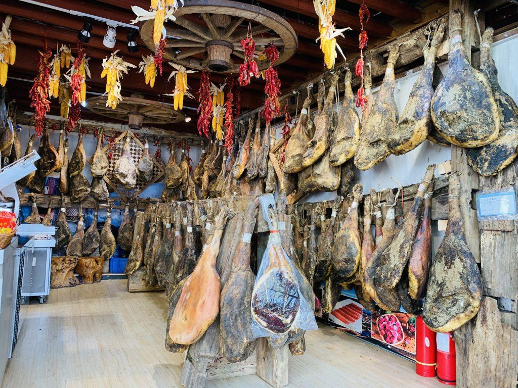 Prosciutteria dello Yunnan