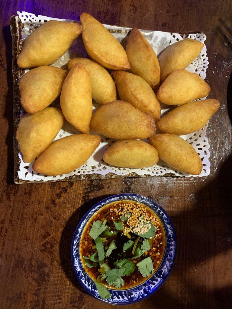 I ravioli di patate di Lijiang