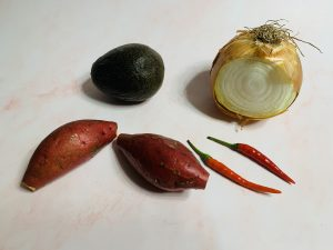 Ingredienti Ceviche