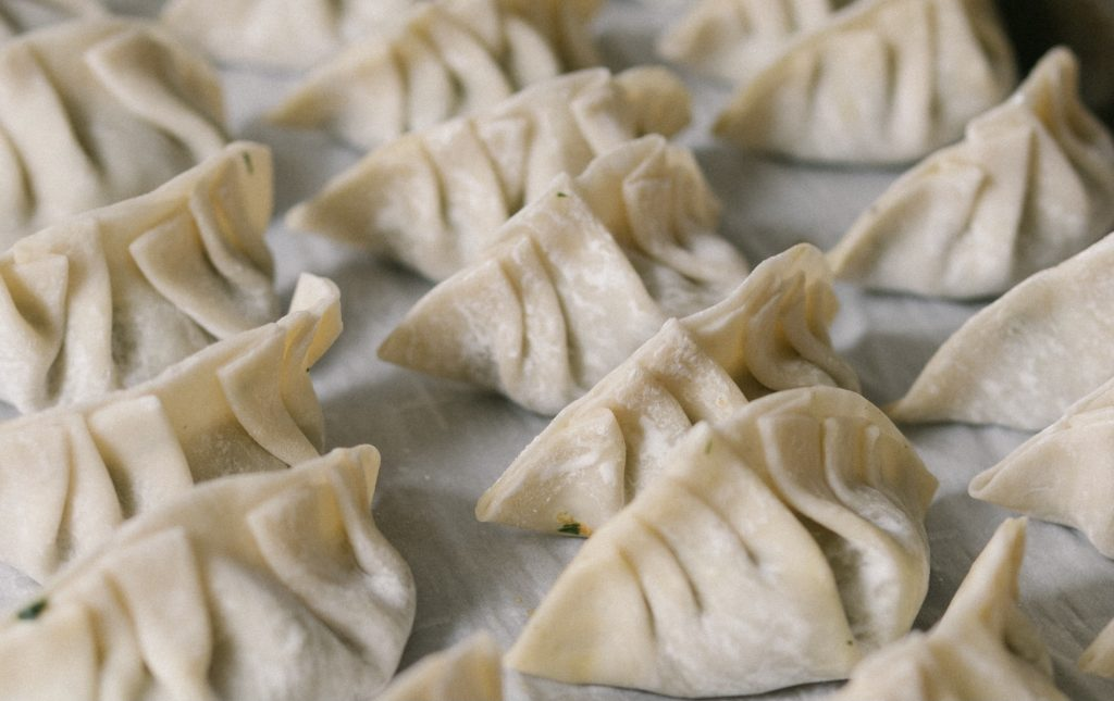 Jiaozi, i ravioli cinesi